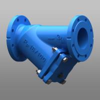 Фильтр магнитные фланцевые тип 021Y Ду100