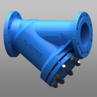 Фильтр магнитные фланцевые тип 021Y Ду150