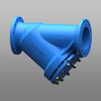 Фильтр магнитные фланцевые тип 021Y Ду200