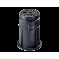 Ковер для задвижек типа Комби III и IV телескопический DN 80 из ковкого чугуна bitumiert тип 4550