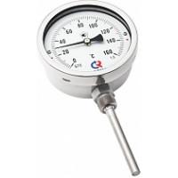 Термометры биметаллические коррозионностойкие (радиальное присоединение)