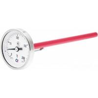 Термометры биметаллические технические специальные тип БТ серия 220 (со штоком в виде иглы)