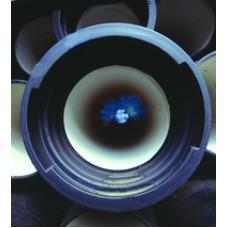 Оцинкованная труба ВЧШГ-80 (ЦПП и ЛП)
