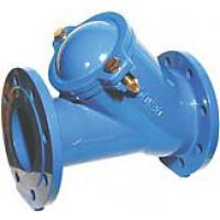 Клапан обратный фланцевый шаровой Dendor 012F